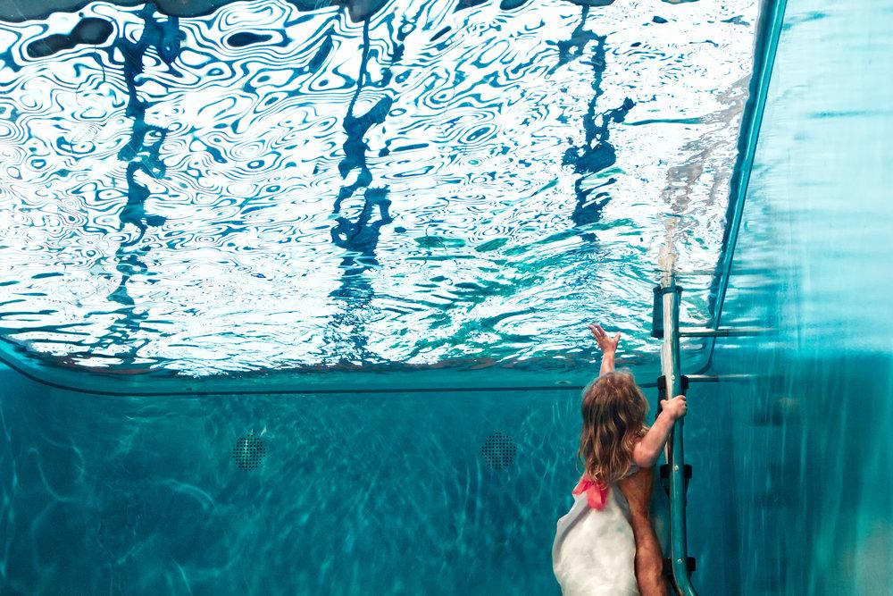 Leandro Erlich's Swimming Pool - Brisbane, Australia