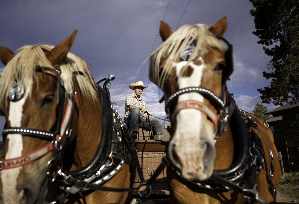 Chance Duggert, Rocky Mountain Cowboy
