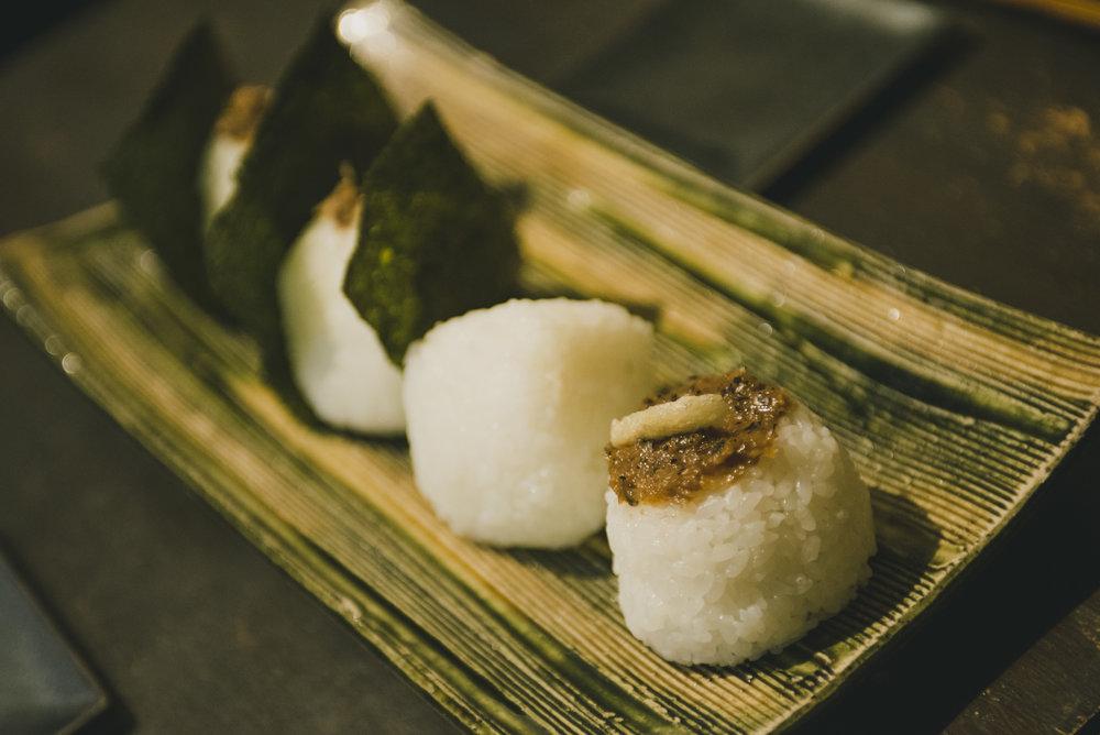 Onigiri Cafe Risaku | Tokyo  Have your boutique onigiri at this cafe.