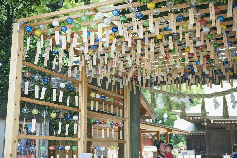 Hikawa Shrine | Kawagoe, Saitama  Have a moment of quiet in this old shrine.