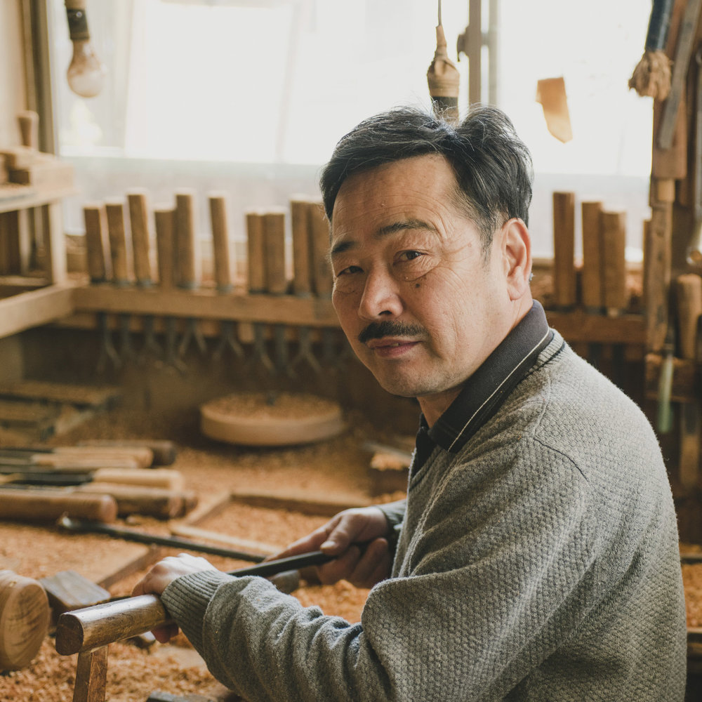 HAJIME OKAWA - The Shikki Master