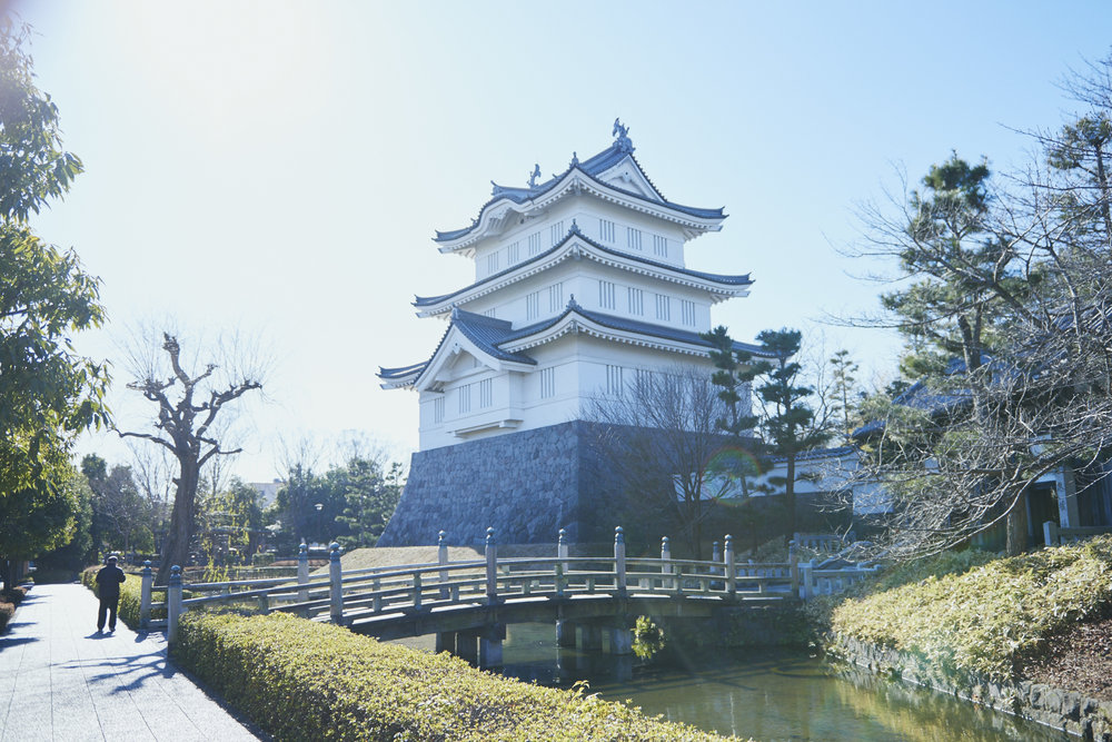 Oshi-Jo | Gyoda, Saitama  A historical castle that survived wars after wars.