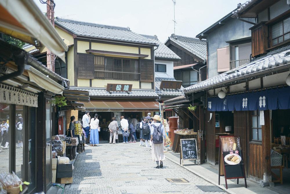Kashiya Yokocho | Kawagoe Saitama  Got a sweet tooth? You don't want to miss this place.