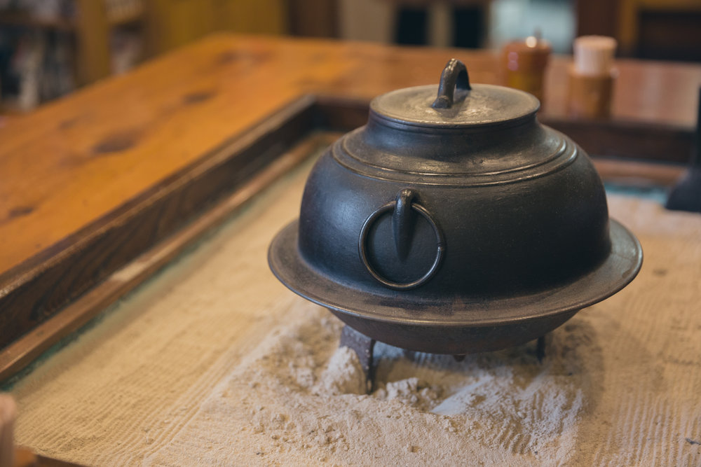 The soul food of the Edo-kko.