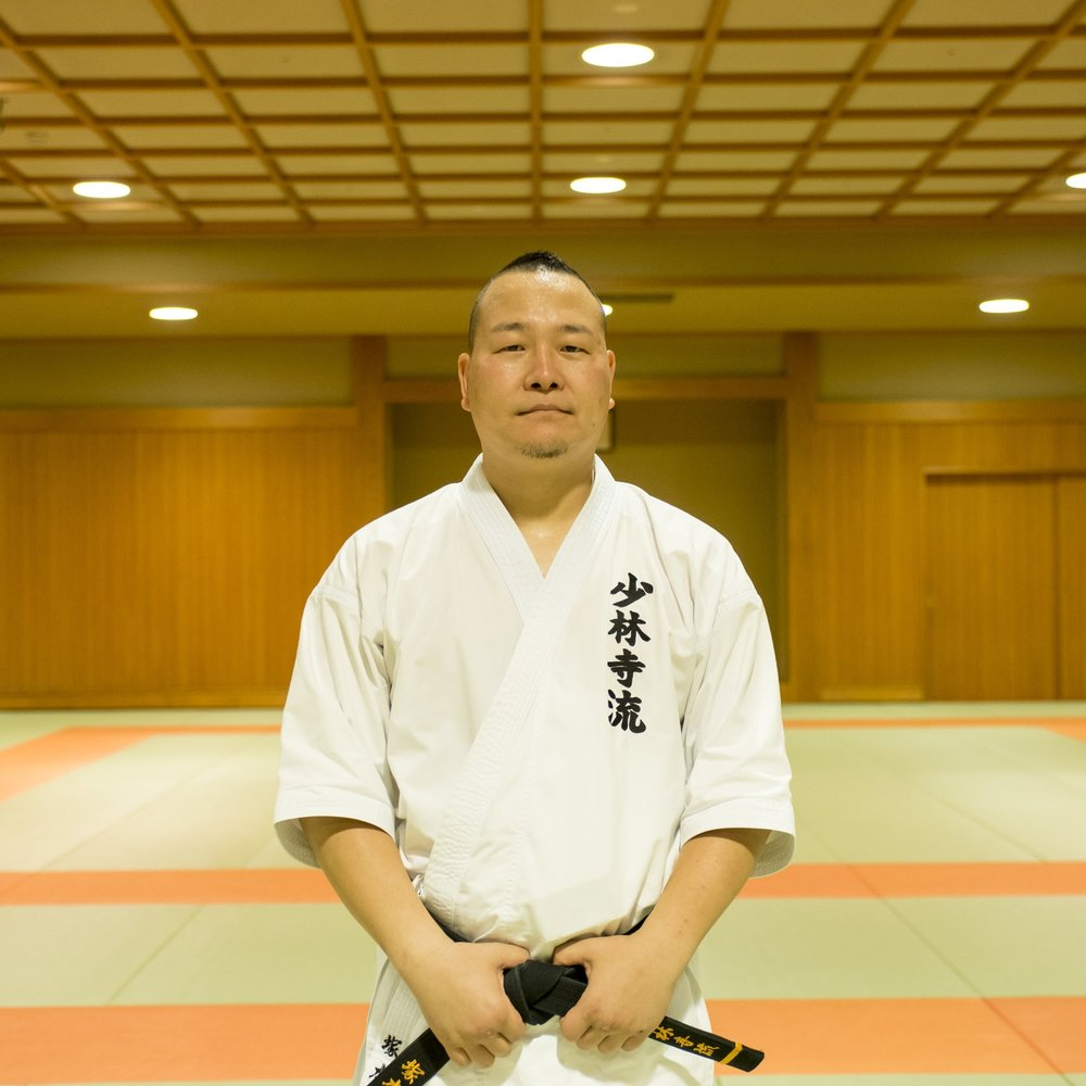 Meet Suguru |  The Karate Master