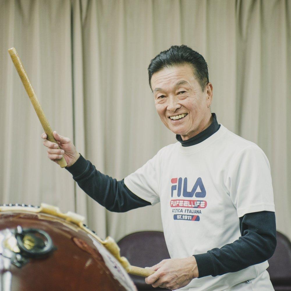 Meet Yukihiro |  The Wadaiko Performer