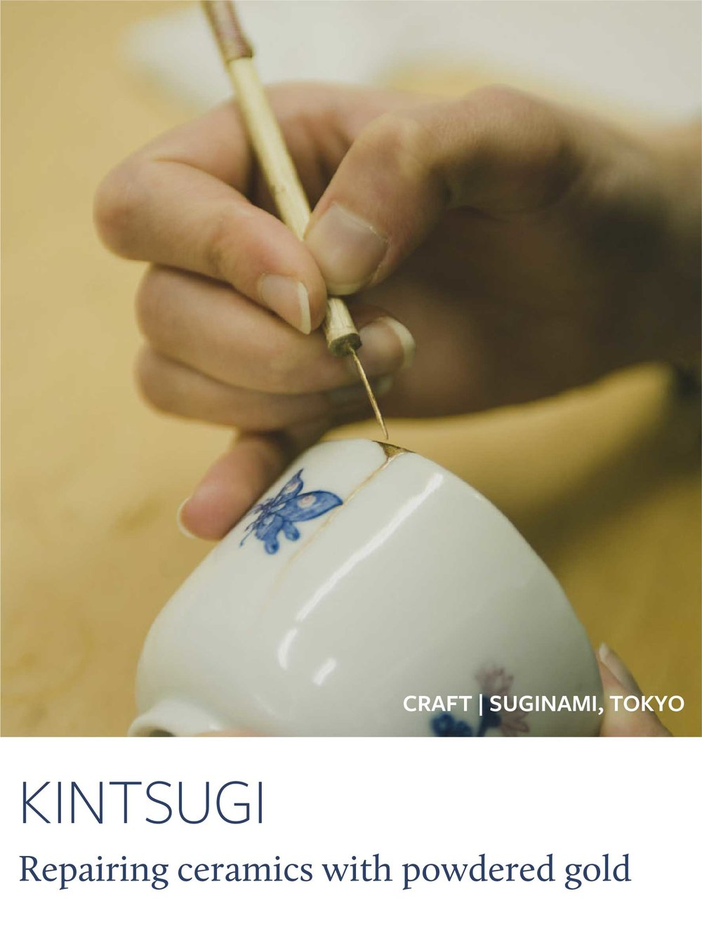 Copy of The art of Kintsugi