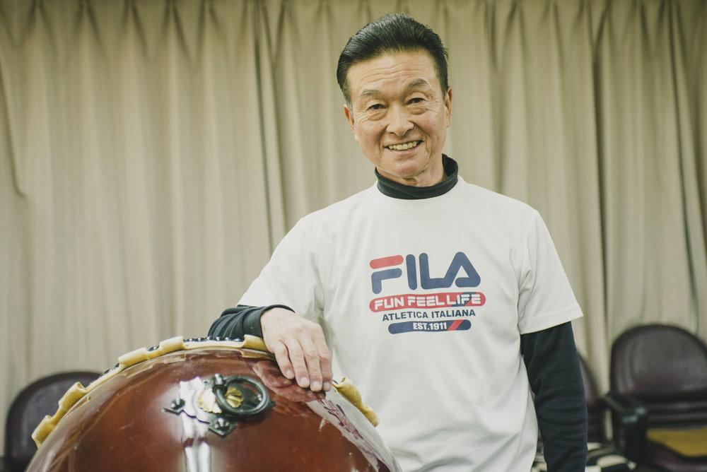 Copy of Yukihiro   The Wadaiko Performer