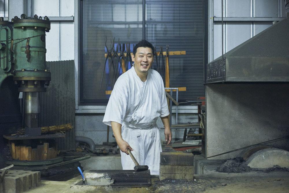 Copy of Fusahiro   The Katana Swordsmith