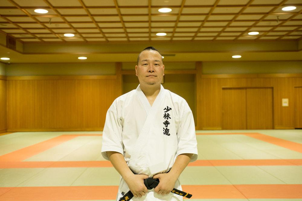 Copy of Suguru   The Karate Master
