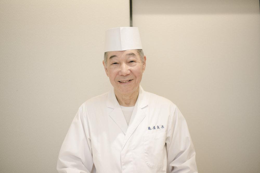 JUNICHIRO YAMASHITA - The Wagashi Artist