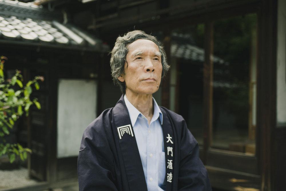 YASUTAKA DAIMON - The Sake Brewer