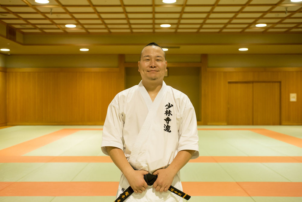 Suguru, Karate Master