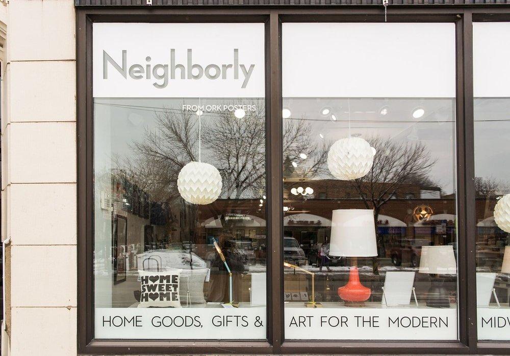 neighborly storefront
