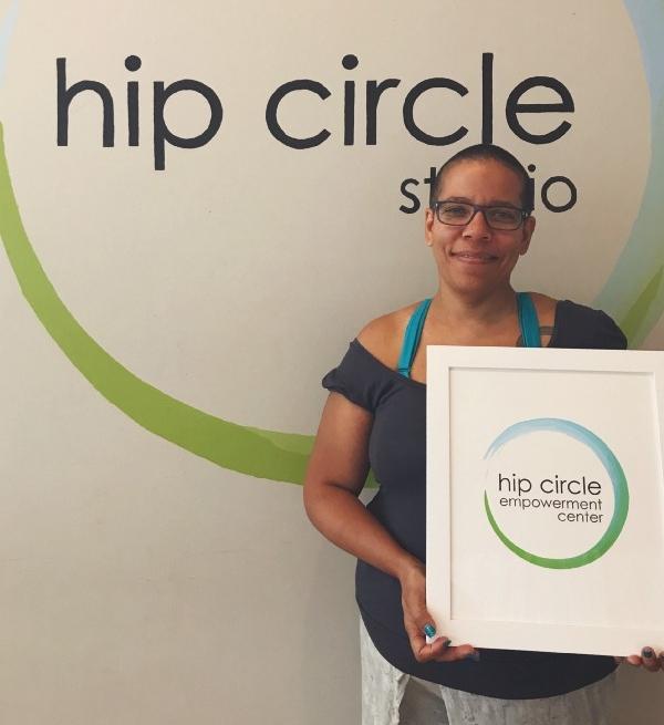 Malik Turley Hip Circle Empowerment women-owned