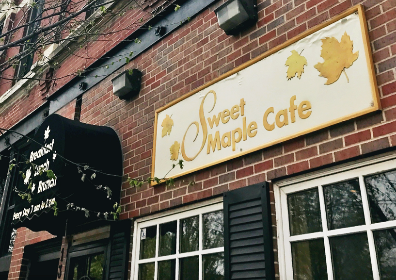 """- Laurene Hynson has been running Sweet Maple Cafe for 18 years now. It's a Chicago staple, and it's easy to see why: """"My goal is to make people feel like someone who loves them made them breakfast.""""Sweet Maple Cafe has created a community of long-time loyal customers: In Laurene's own words, """"What I love about this place, I think, is that now the kids who were in high chairs when I opened the restaurant bring their dates to Sweet Maple… it's so funny."""""""