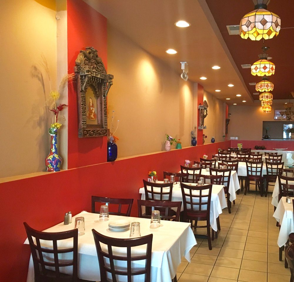 Hema's Kitchen, women owned Indian food restaurant Chicago