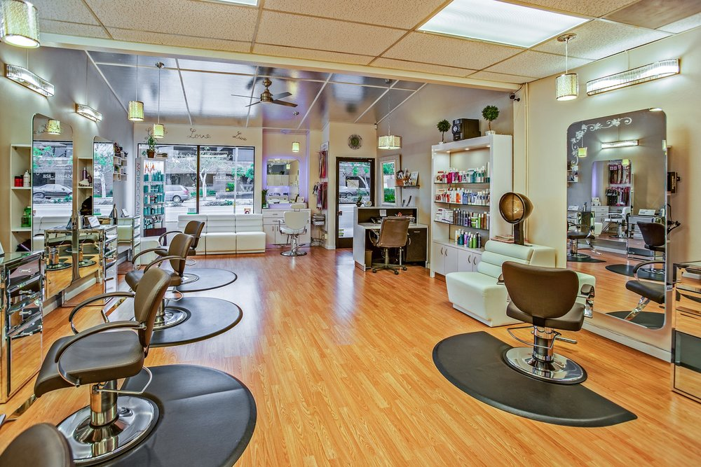 HAIR SALONS -