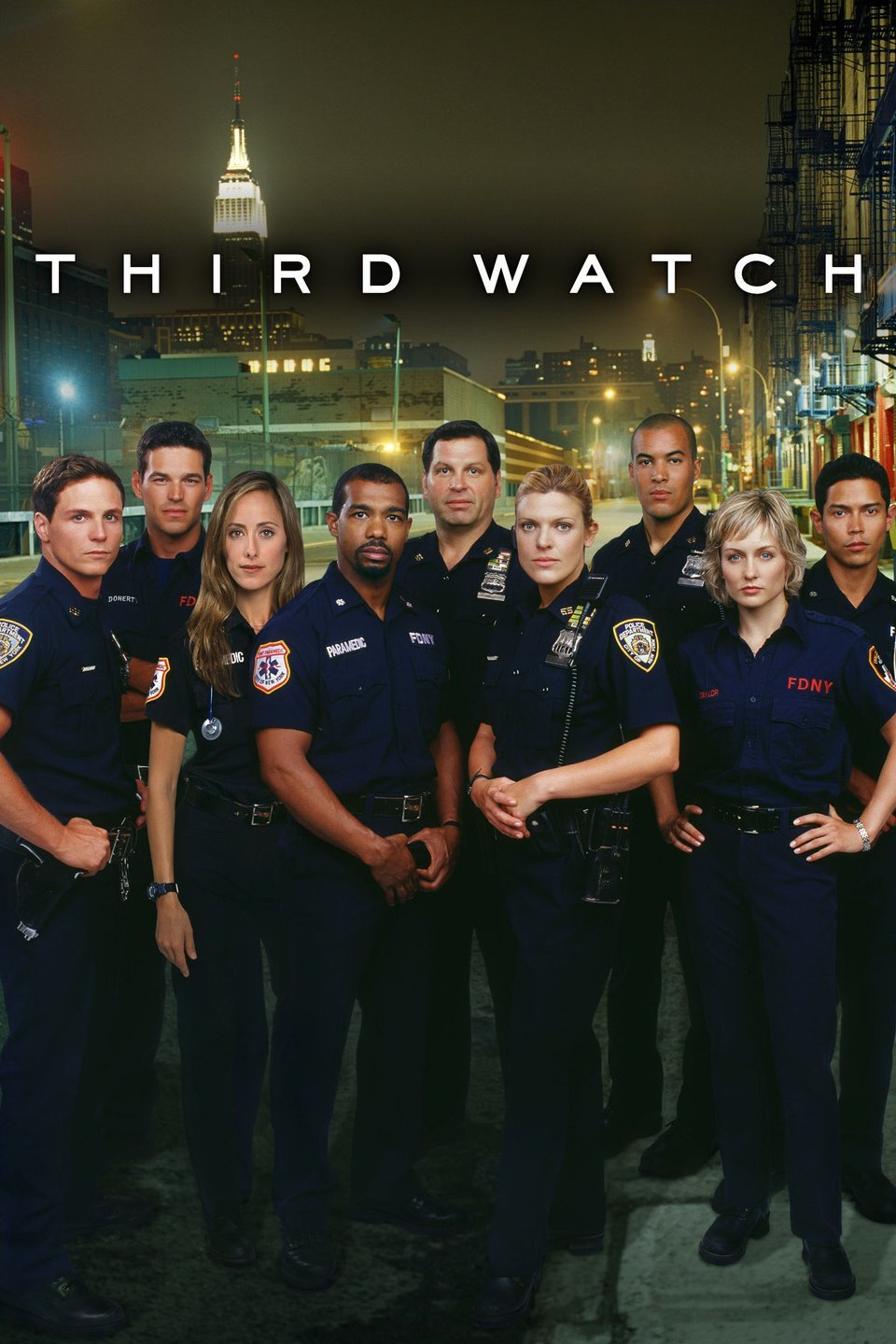 Third Watch  Episodic Television Producer: John Wells