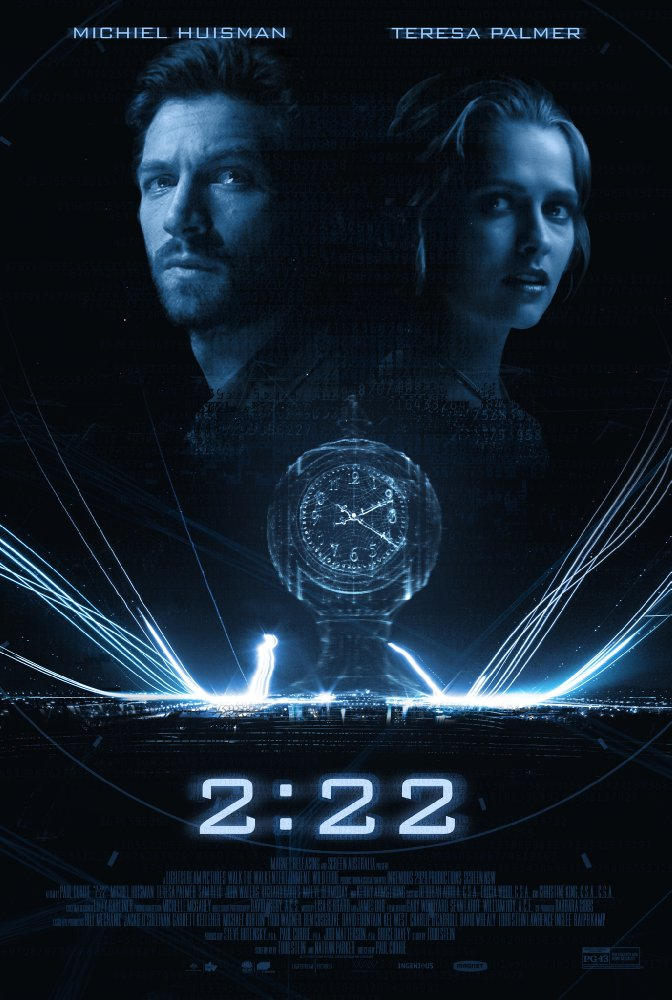 2:22   Feature Film Producer: Steve Hutensky Starring Michiel Huisman