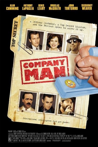 Company Man   Feature Film  *Period piece set in late 1950s