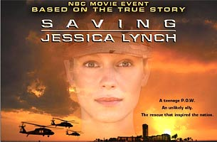 Saving Jessica Lynch  TV Movie