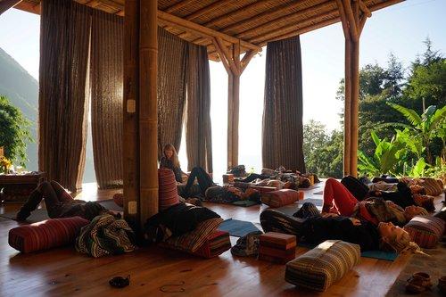 Bambu Guest House, retreat center, retreats, small group travel, group travel, travel, sustainable, ecotravel, sustainable tourism, eco tourism, voluntourism, Tzununa, Lake Atitlan, Atitlan, Guatemala, Central America