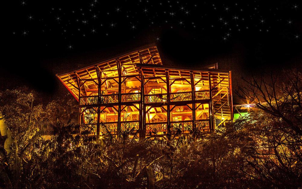 Facade, Bambu Guest House