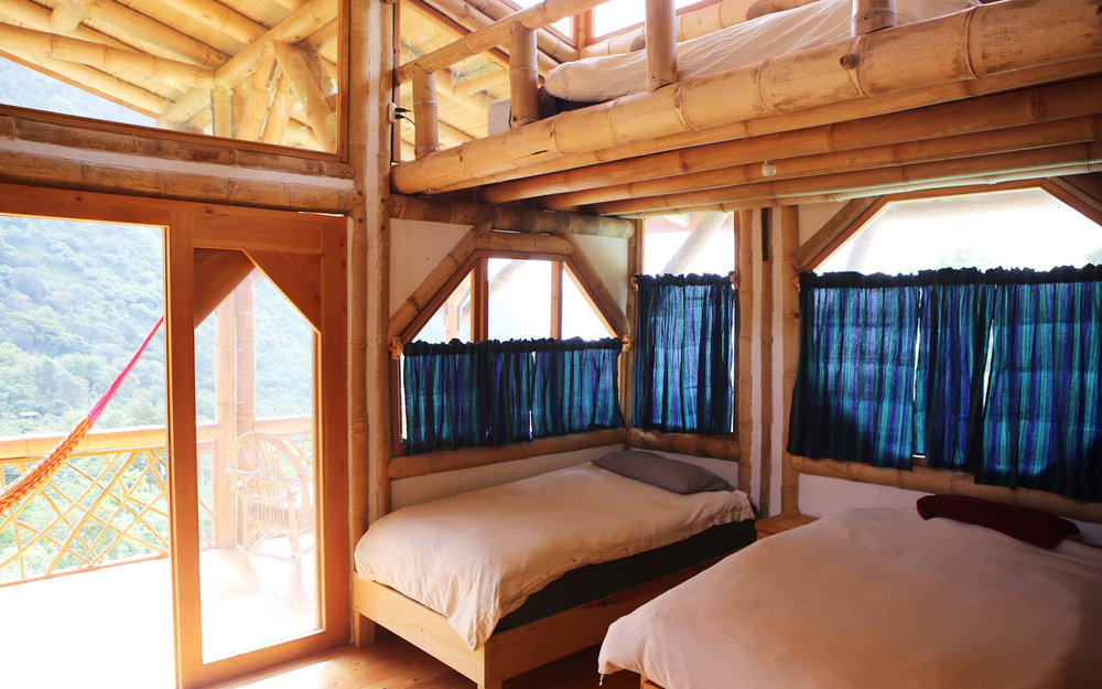 Shared room view Bambu house.jpg