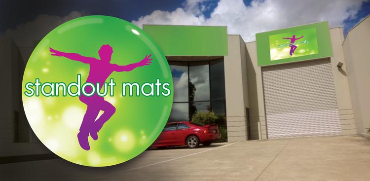 Standout Mats Logo Mats A