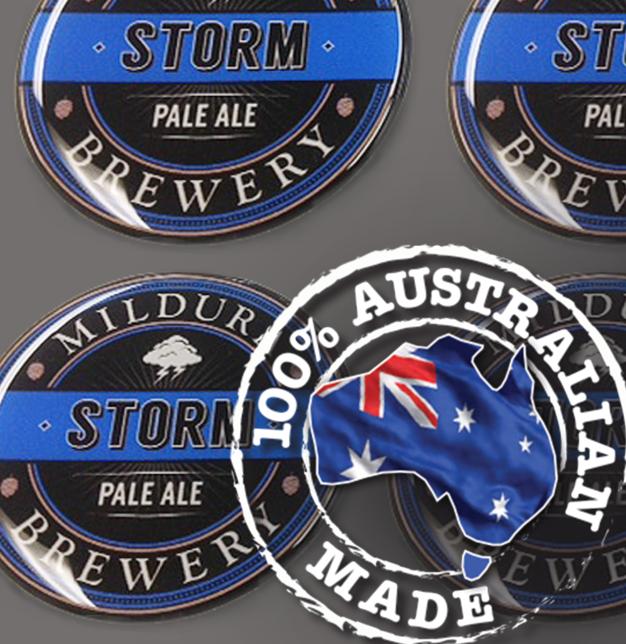 Tap Badge Image B Standout Mats