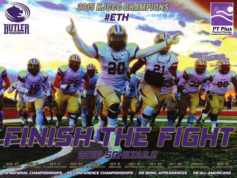 Butler Sport Poster