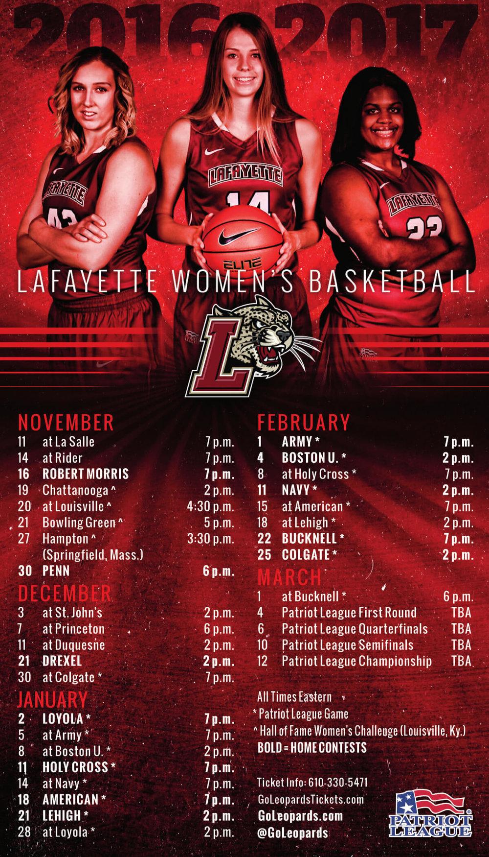 Lafayette Sport Magnet