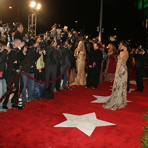 RED CARPET & TALENT