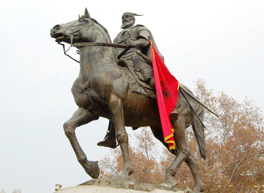 Skanderbeg statue.jpg