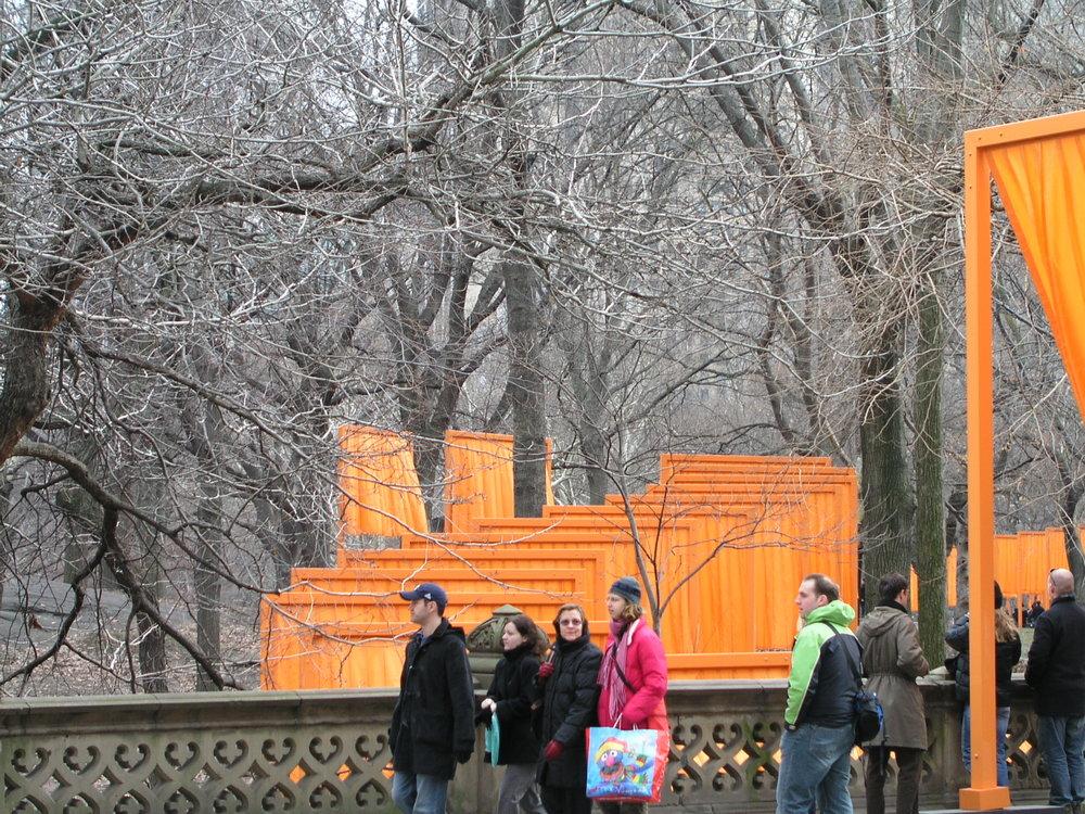 The Christo Gates 2005 in Central Park.1.JPG