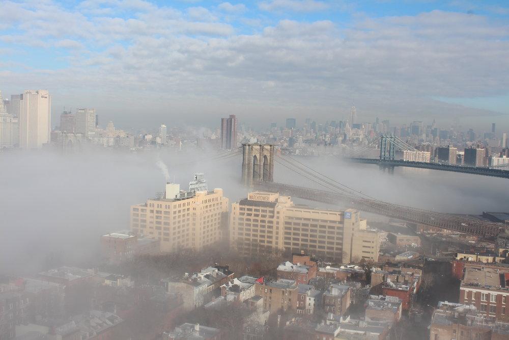 During a Polar Vortex and ice fog enveloped New York.3.JPG