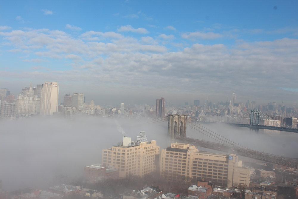 During a Polar Vortex and ice fog enveloped New York.4.JPG