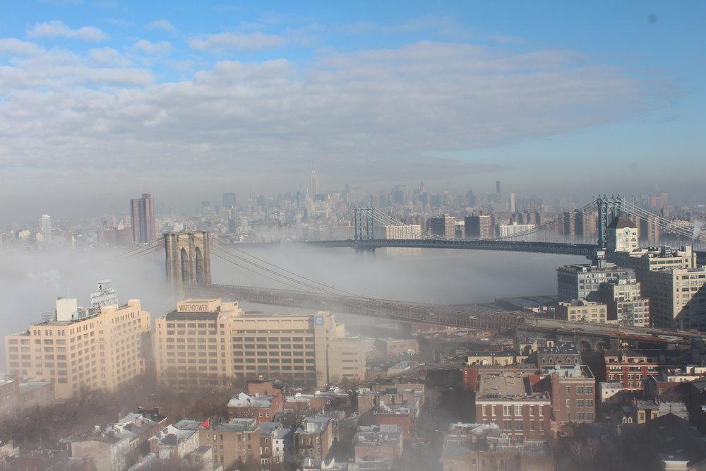 During a Polar Vortex and ice fog enveloped New York.5.JPG