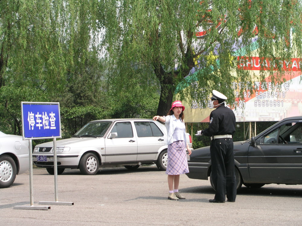 From Shanxi to Hubei to Beijing I saw the epidemic stopped by setting up fever stations, and forcing everybody who had a temp to go to a fever hospital.32.JPG