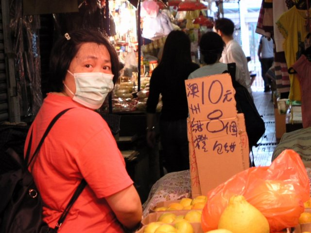 Hong Kong's epidemic was open in March 2003, but mainland China was covering its up, adding to fear in HK.jpg