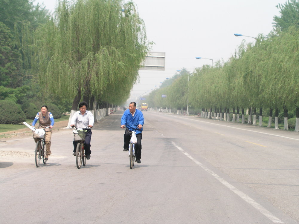 In Beijing everybody wore masks all the time, even out in fresh air.JPG
