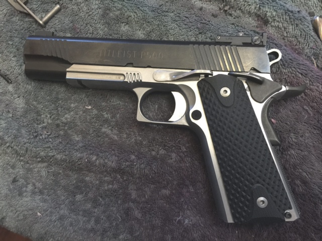 Tactical Machining 1911