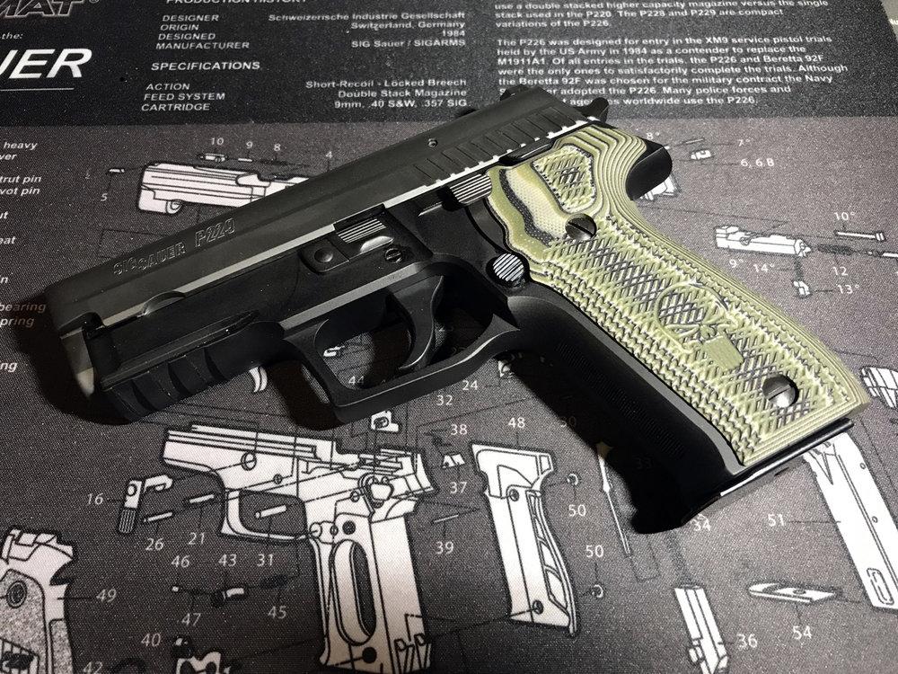P229 in Black