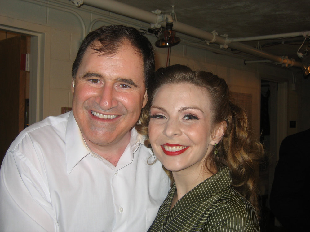 Richard Kind, our devilish Applegate!