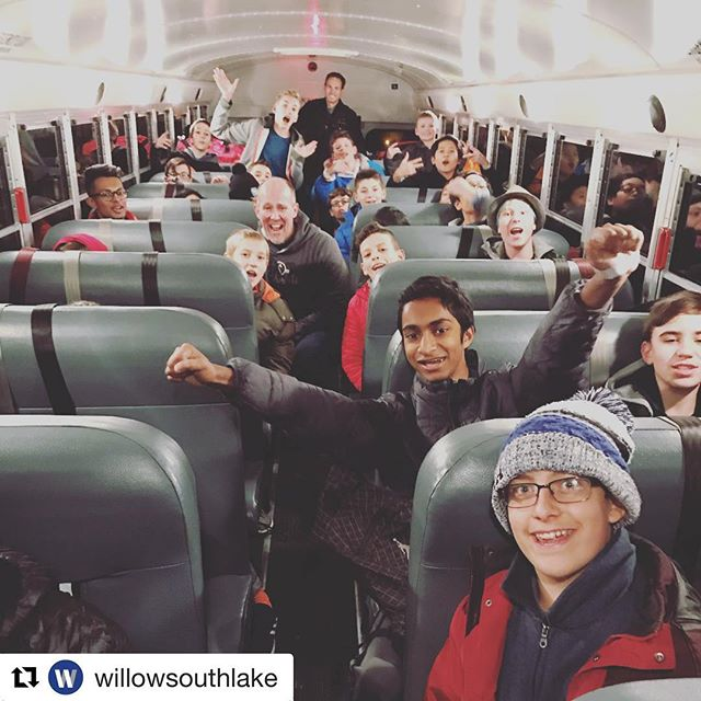 #Repost @willowsouthlake ・・・ They're off! Breakaway 2018 has officially begun!