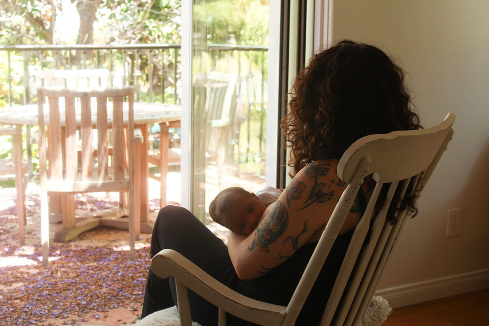 POST-PARTUM DEPRESSION ISN'T ALWAYS DEPRESSION -