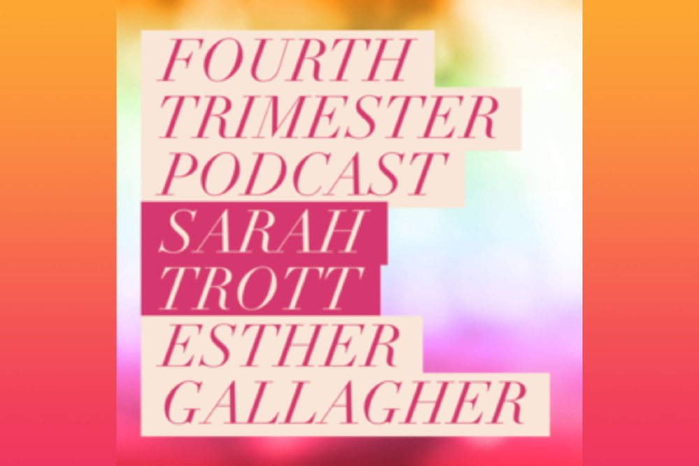 THE FOURTH TRIMESTER PODCAST - EP 36: Living Into the Parent You Are