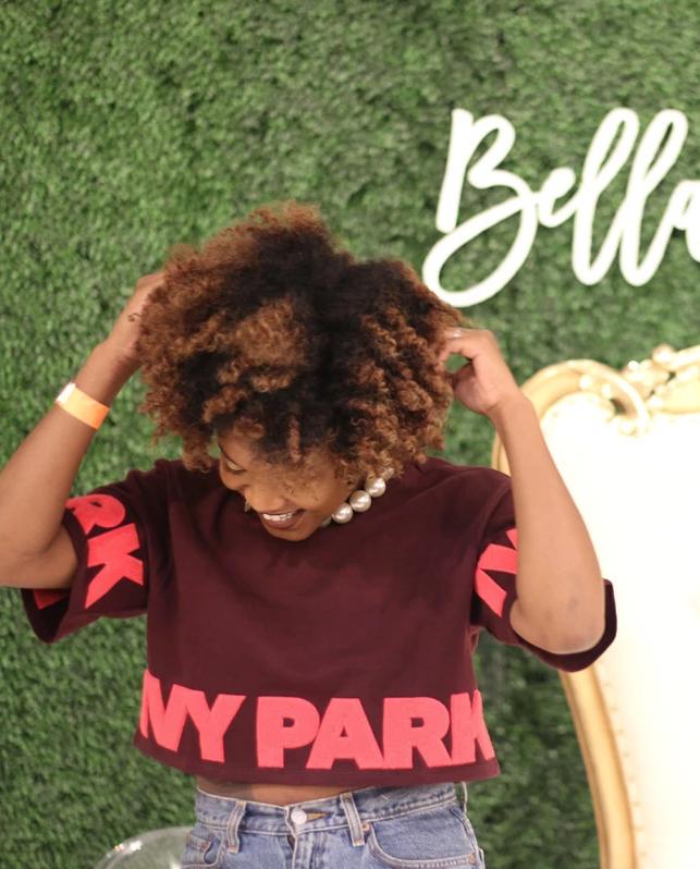 BELLA KINKS DFWN NATURAL HAIR EXPO 2016 -