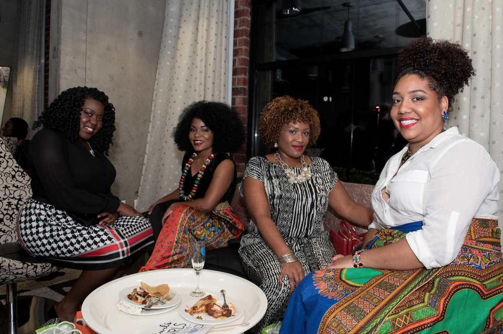 CURLS ULTIMATE BLOGGERS LOUNGE -